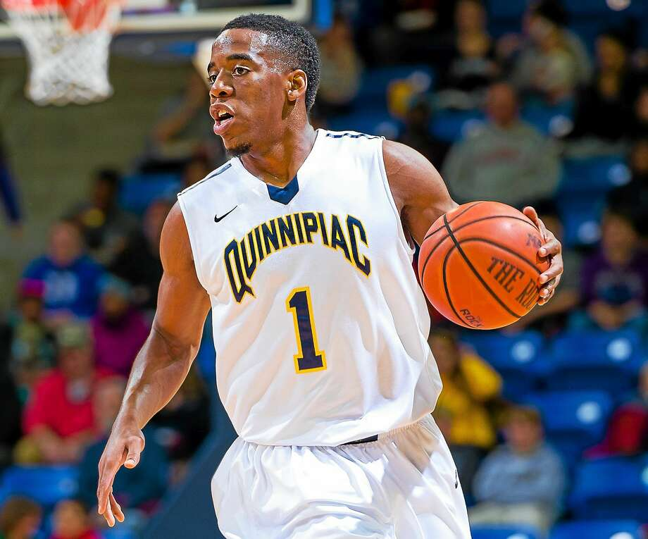 Zaid Hearst and Quinnipiac open play in the MAAC tournament on Thursday against Marist. Photo: Photo Courtesy Of Quinnipiac Athletics   / © John Hassett 2014