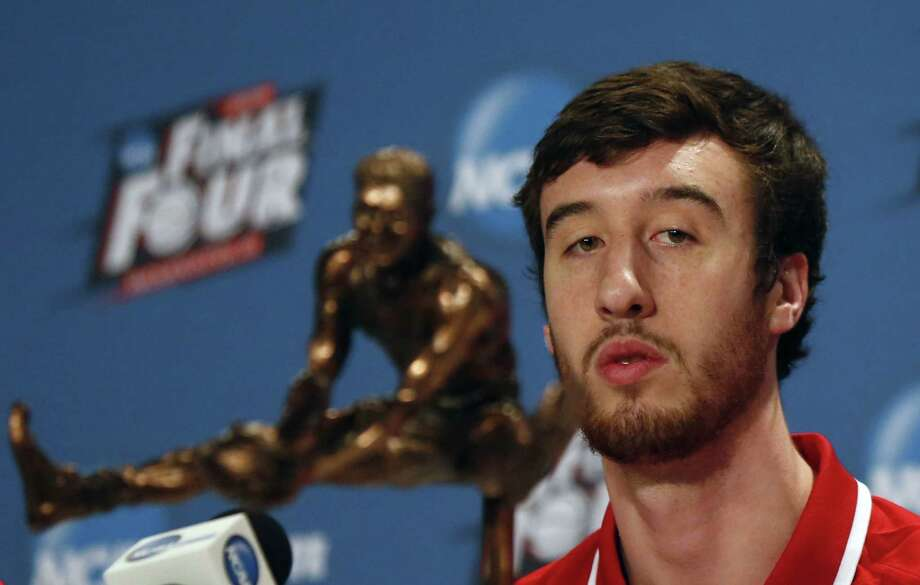 Wisconsin's Frank Kaminsky was named the AP player of the year. Photo: Kiichiro Sato — The Associated Press   / AP