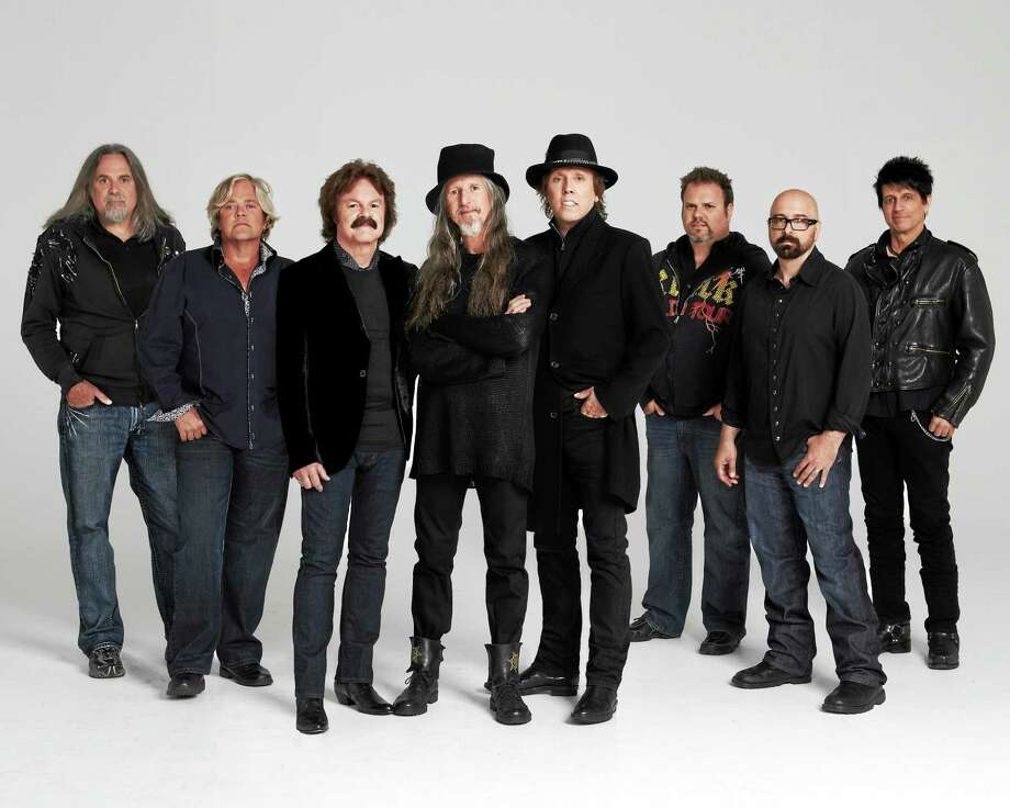 Contributed photo courtesy of The Doobie Brothers   The Doobie Brothers are set to perform at the newly opened College Street Music Hall in downtown New Haven on Sunday, May 24. Photo: Journal Register Co.