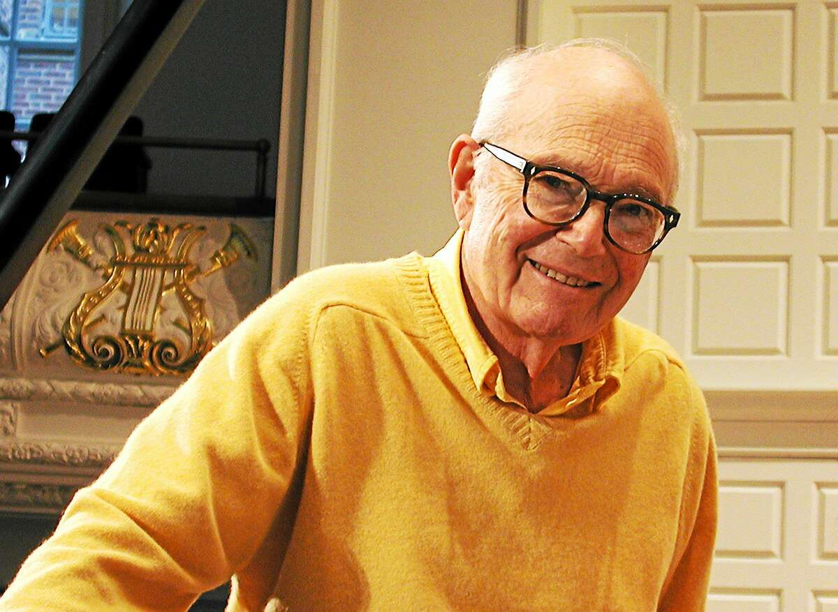 Ezra Laderman