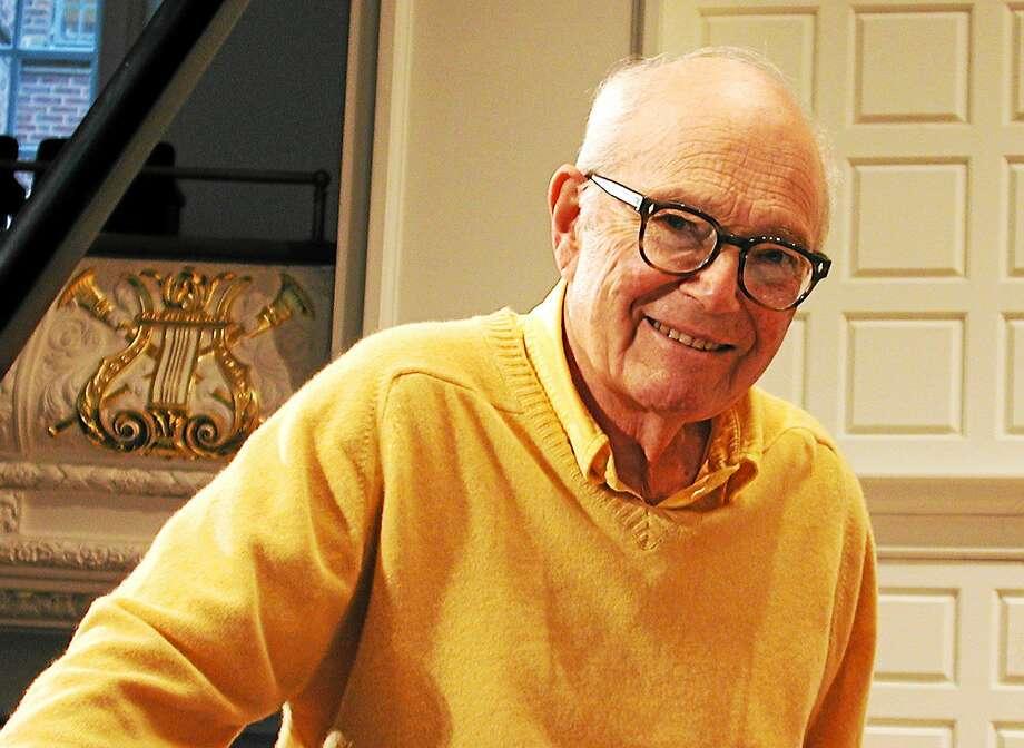 Ezra Laderman Photo: Yale School Of Music   / Copyright Yale School of Music