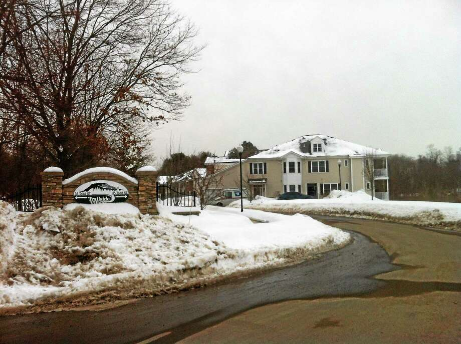 Trailside Village on Todd Street in Hamden. Photo: KATE RAMUNNI — NEW HAVEN REGISTER