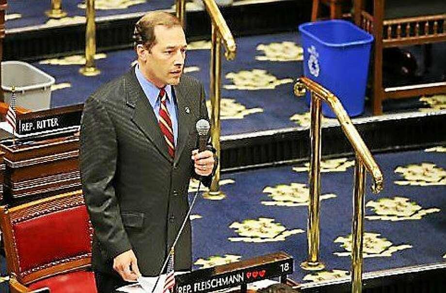 Rep. Andrew Fleischmann, D-West Hartford Photo: Christine Stuart Photo, CTNewsJunkie