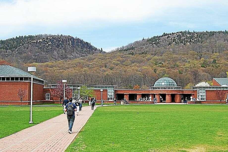 File photo: Quinnipiac University's campus in Hamden. Photo: Journal Register Co.