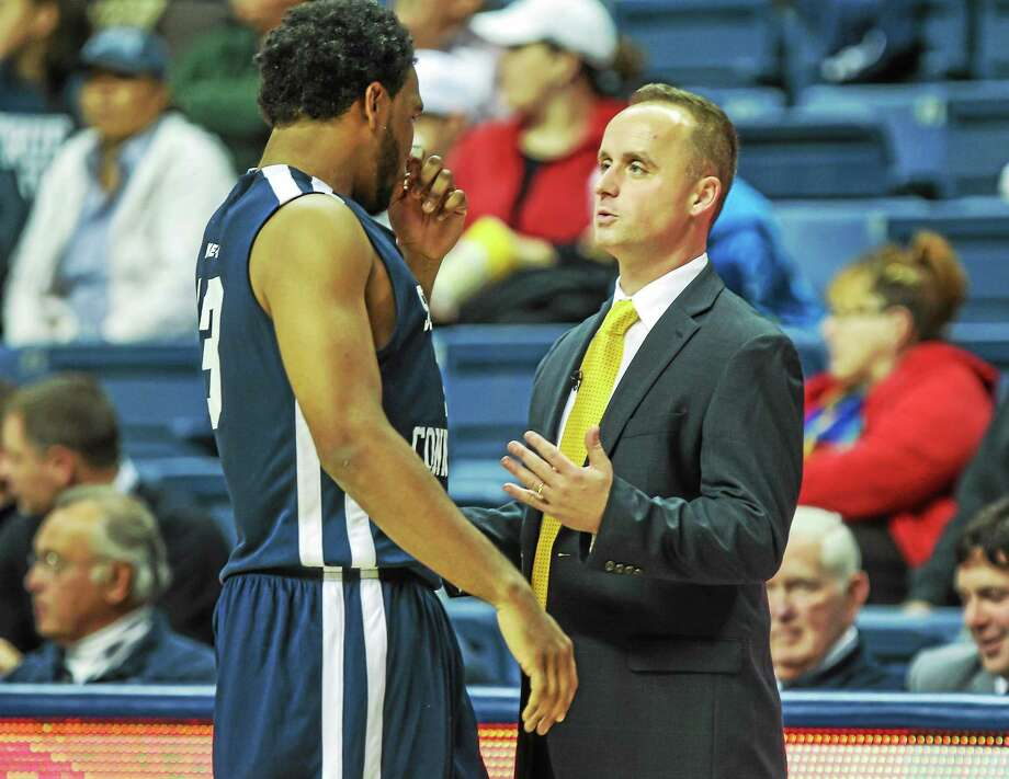 Southern Connecticut State men's basketball coach Mike Donnelly resigned on Friday. Photo: Photo Courtesy Of SCSU Athletics   / JOHN VANACORE