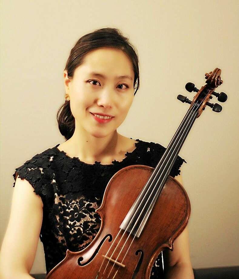 Minjung Chun is a Yale Music School alum. Photo: Contributed PHOTO