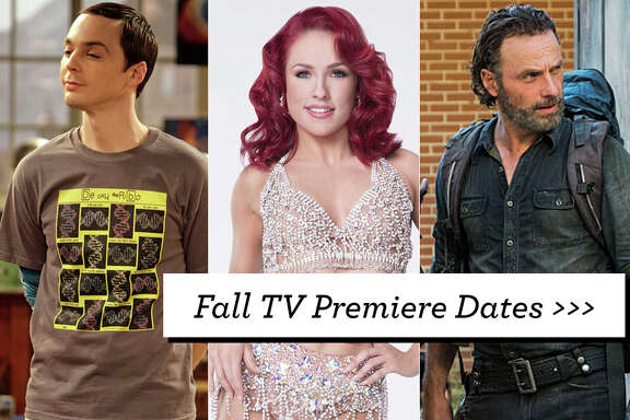 Here's when your favorite shows are returning for for Fall 2017 (in alphabetical order).
