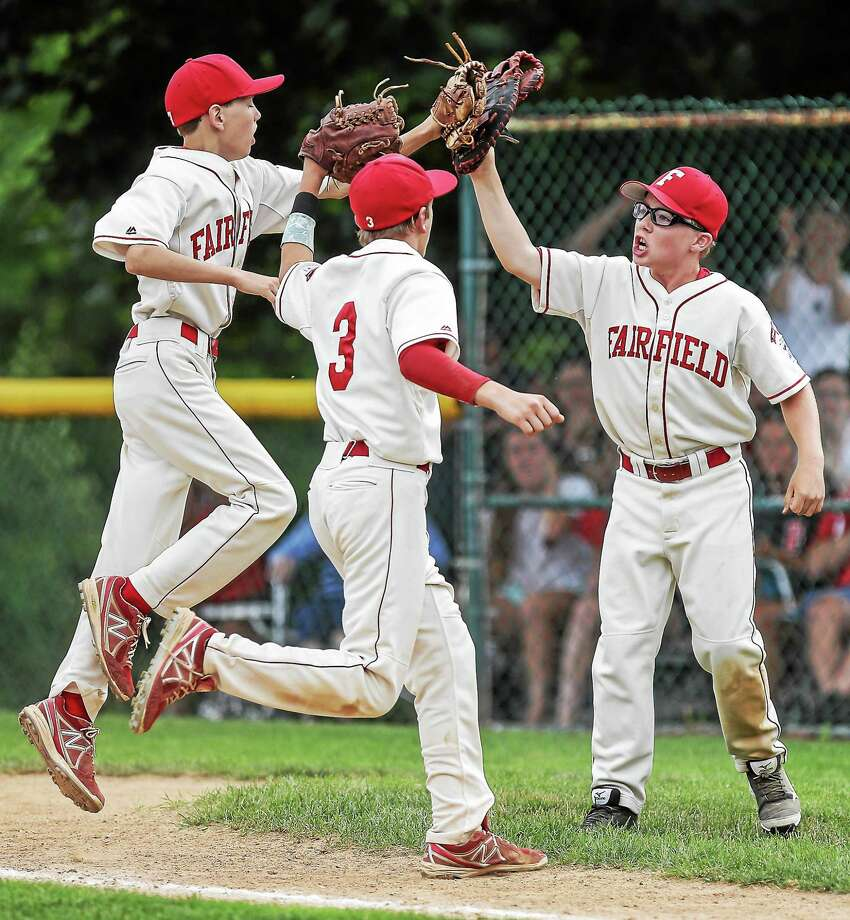 Fairfield American opens play in the New England Regional tonight against Vermont in Bristol. Photo: John Vanacore — Special To The Register   / John Vanacore