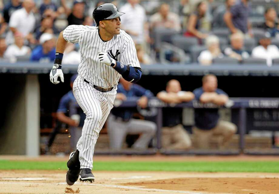 Derek Jeter begins his final season on Tuesday when the Yankees take on Houston. Photo: Kathy Willens  — The Associated Press   / AP