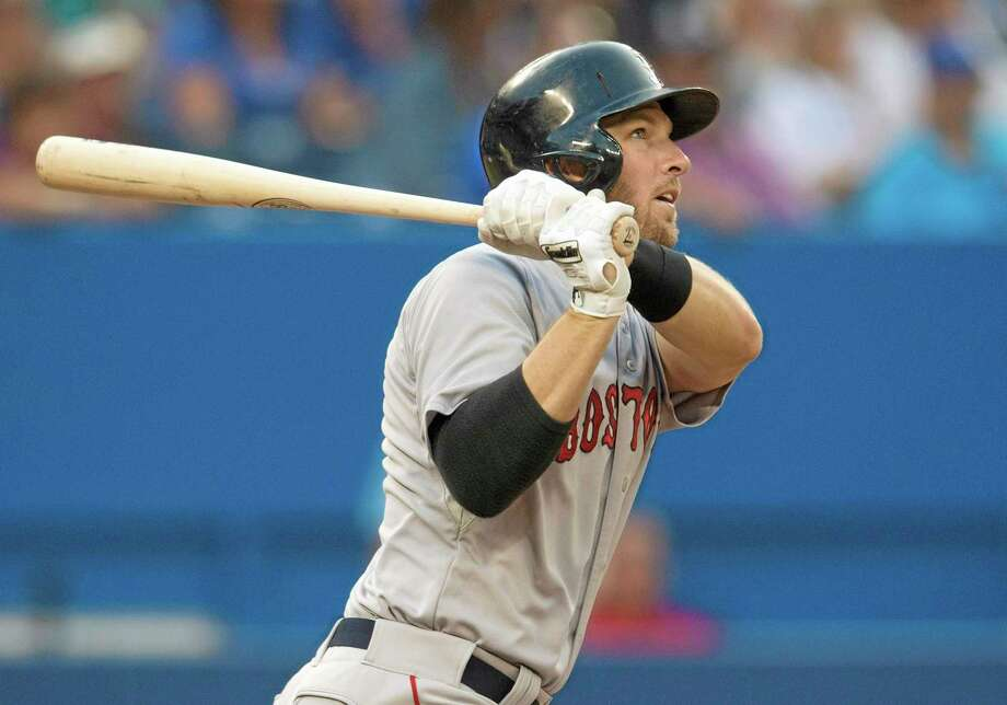 The Boston Red Sox traded Stephen Drew to the Yankees for Kelly Johnson on Thursday. Photo: Darren Calabrese — The Canadian Press   / CP