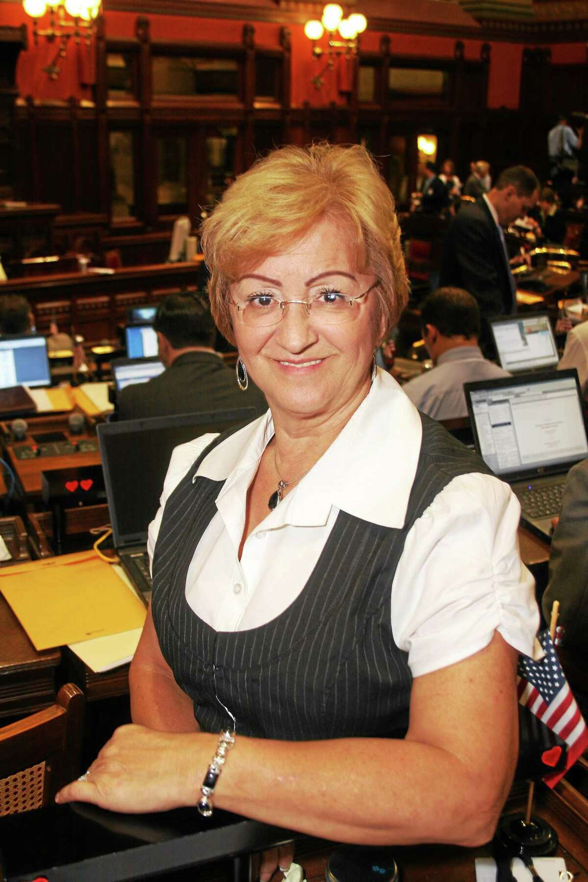Submitted by CT House Democrats. Minnie Gonzalez