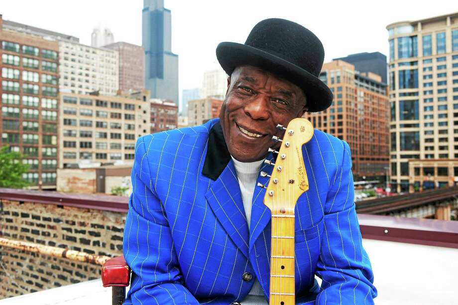 "Buddy Guy, who goes way back to the days of the great ones, comes in at No. 30 in Rolling Stone magazine's list of the ""100 Greatest Guitarists of All Time."" Photo: Paul Natkin"