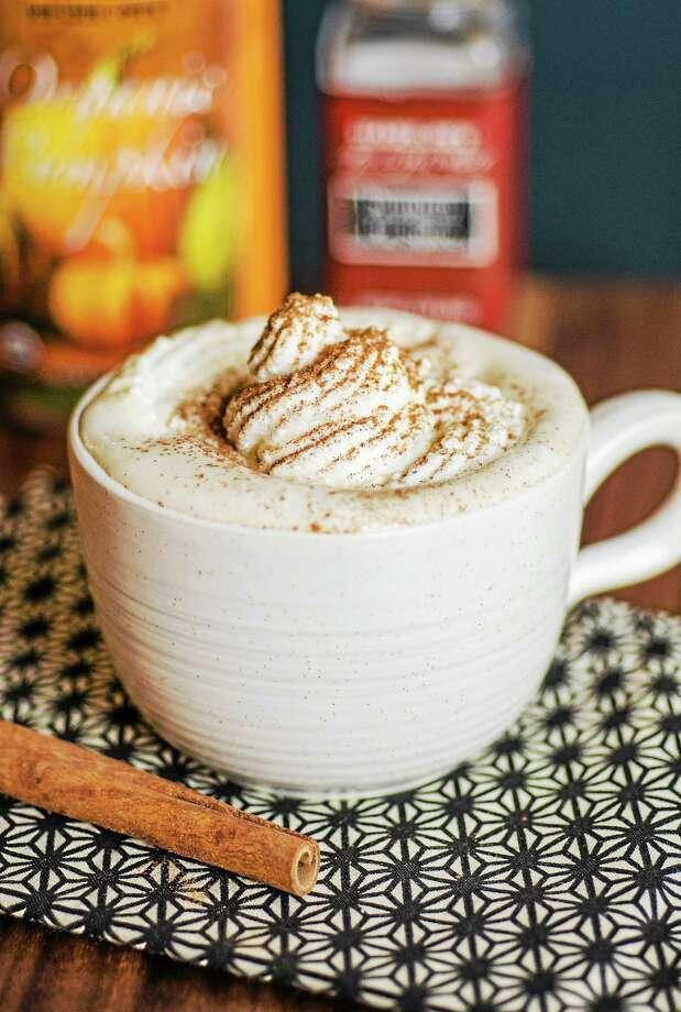 Pumpkin Spice Latte. Photo: Faith Durand — TheKitchn.com