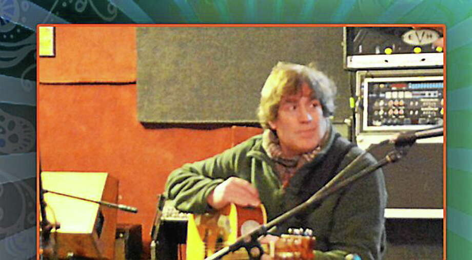 Rob Callahan plays in The String Band. Photo: Contributed