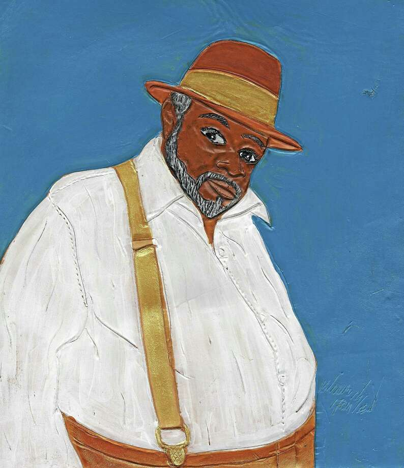 Self-portrait of Winfred Rembert. Photo: Kehler Liddell Gallery