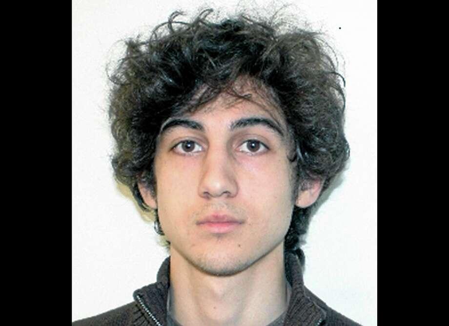 Boston Marathon bombing suspect Dzhokhar Tsarnaev. Photo: Associated Press File Photo   / Federal Bureau of Investigation