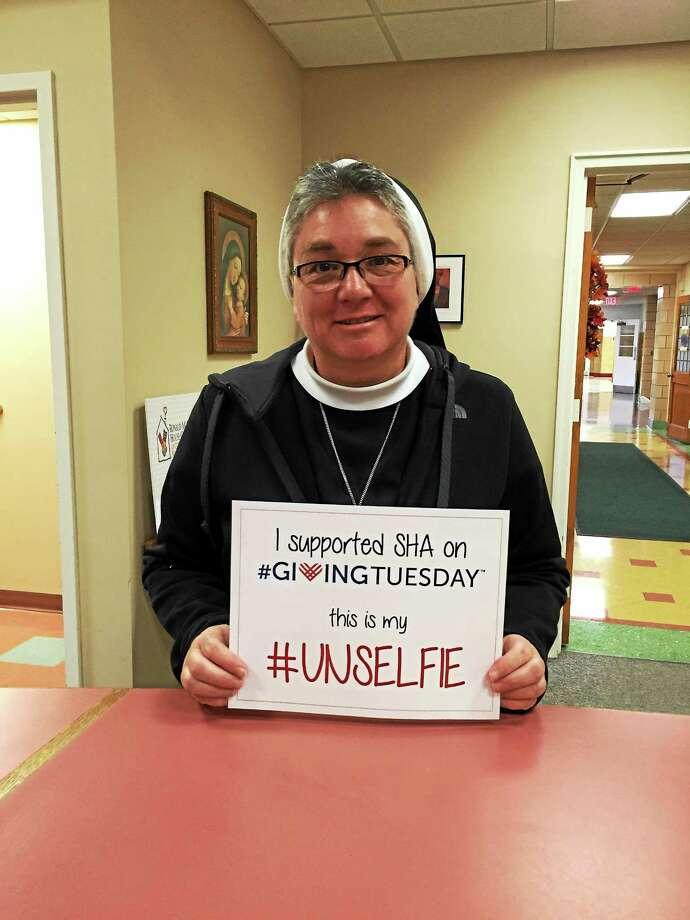 Sacred Heart Academy Principal Maureen Flynn Photo: CONTRIBUTED PHOTO