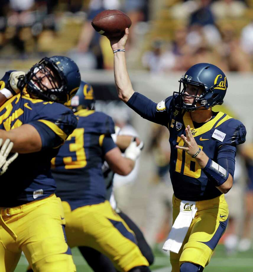 California quarterback Jared Goff. Photo: Ben Margot — The Associated Press   / AP