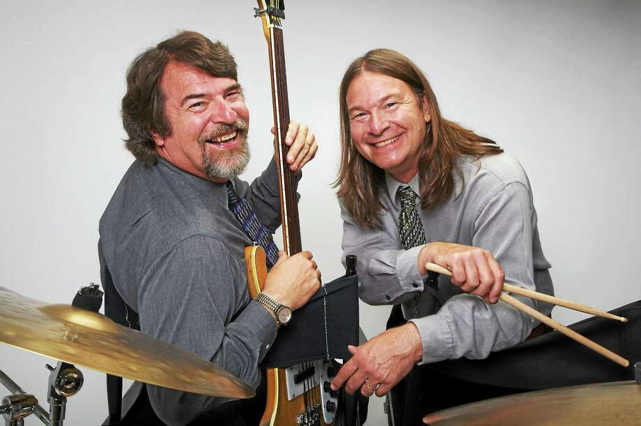 Chris (left) and Dan Brubeck will be on the Green Saturday. Photo: Journal Register Co.