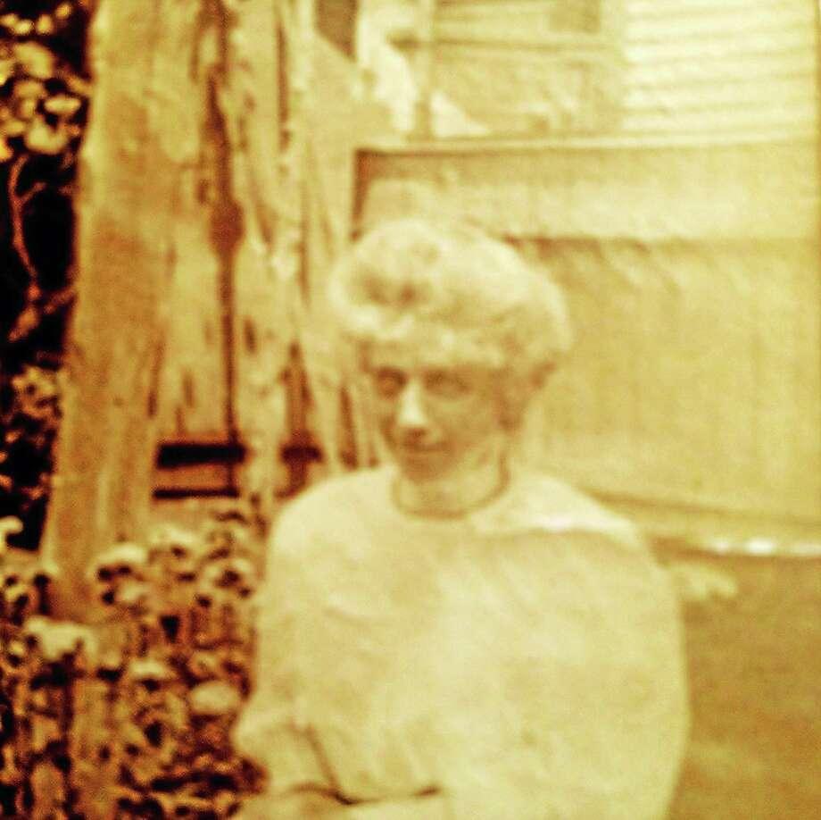 An undated photo of Annie Larkin. Photo: CONTRIBUTED PHOTO — Mary Veronica Kilduff