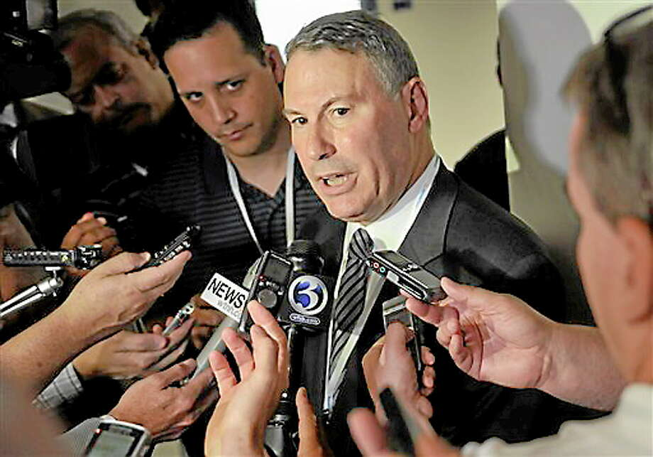 "American Athletic Conference commissioner Mike Aresco rankles at the thought that the AAC is not a ""power conference."" Photo: AP FILE PHOTO   / FR125654 AP"