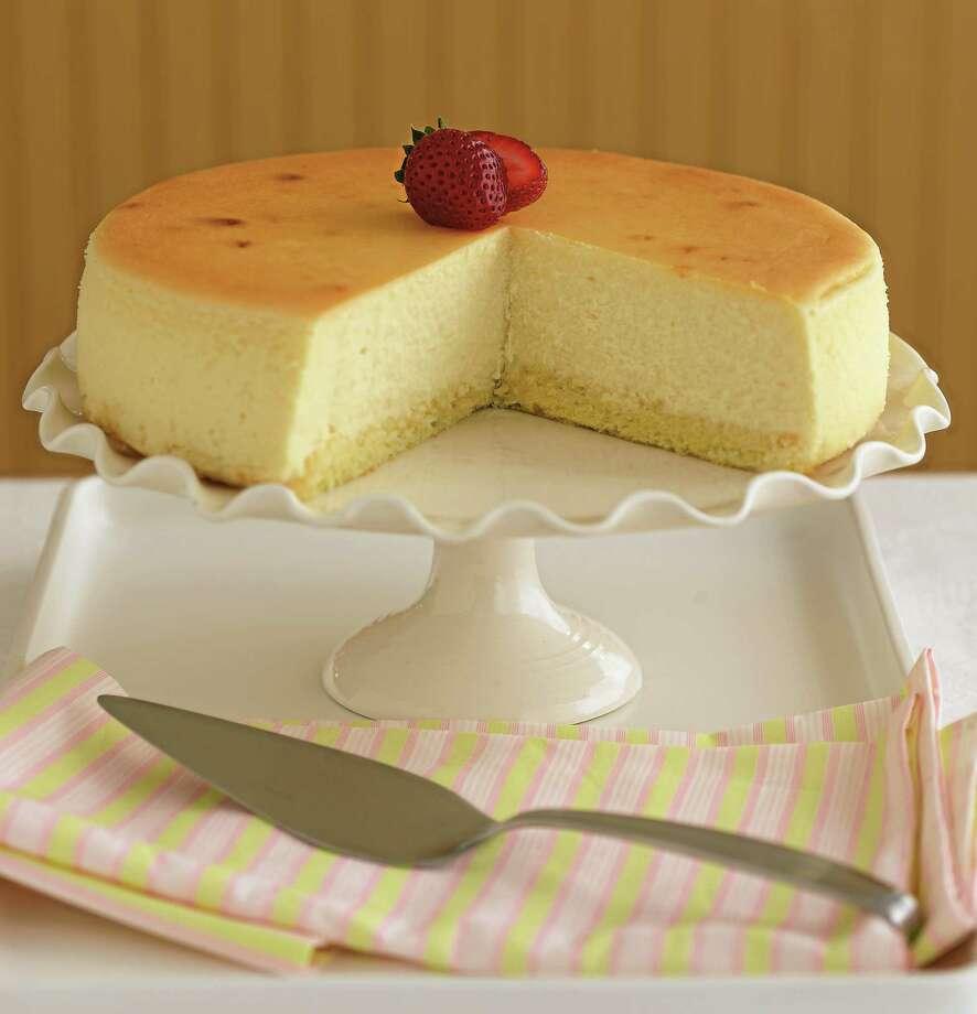 Junior's Original New York Cheesecake Photo: Contributed
