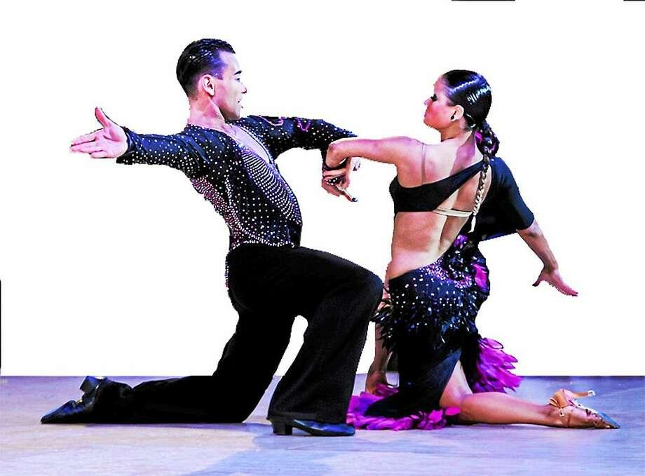 Evgeny Raev and Patrycja Golak. Photo: Contributed / DanceSport Photography