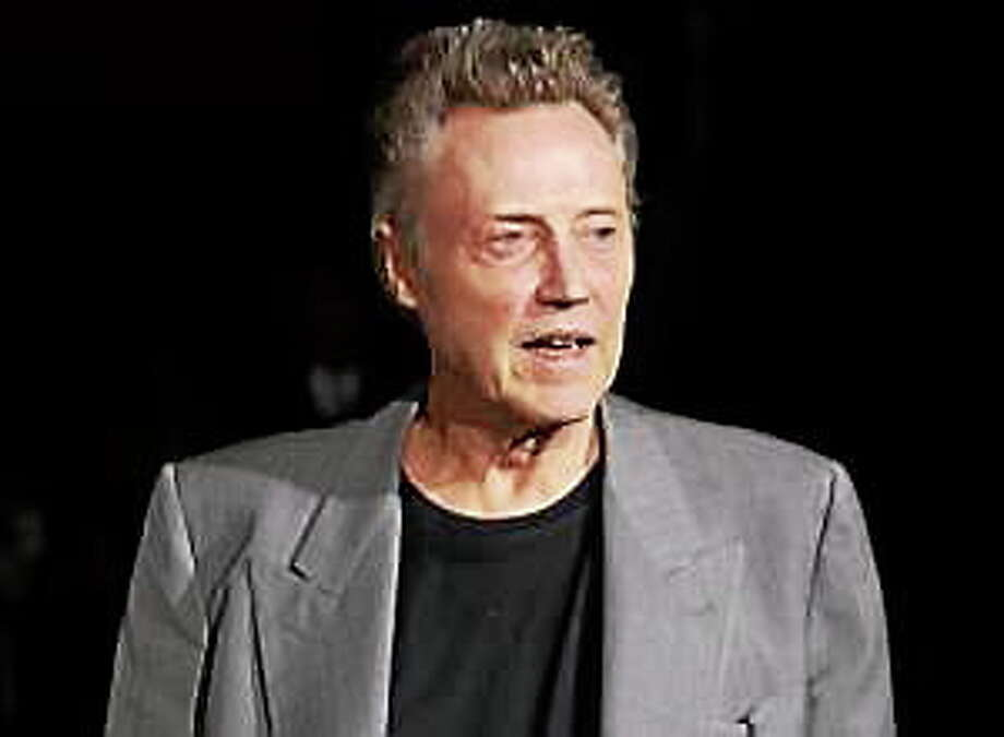 """This Oct. 1, 2012, file photo shows actor Christopher Walken at the premiere of """"Seven Psychopaths"""" in Los Angeles. Photo: (Matt Sayles — The Associated Press)"""