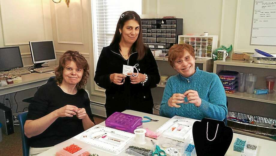 From left, Pathfinder clients Lina Tulloch, Christine Castiglia and Eadie Krass. Photo: CONTRIBUTED PHOTO