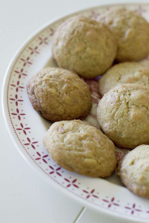 Chewy White Chocolate-Pine Nut Cookies. Photo: Matthew Mead — The Associated Press   / FR170582 AP