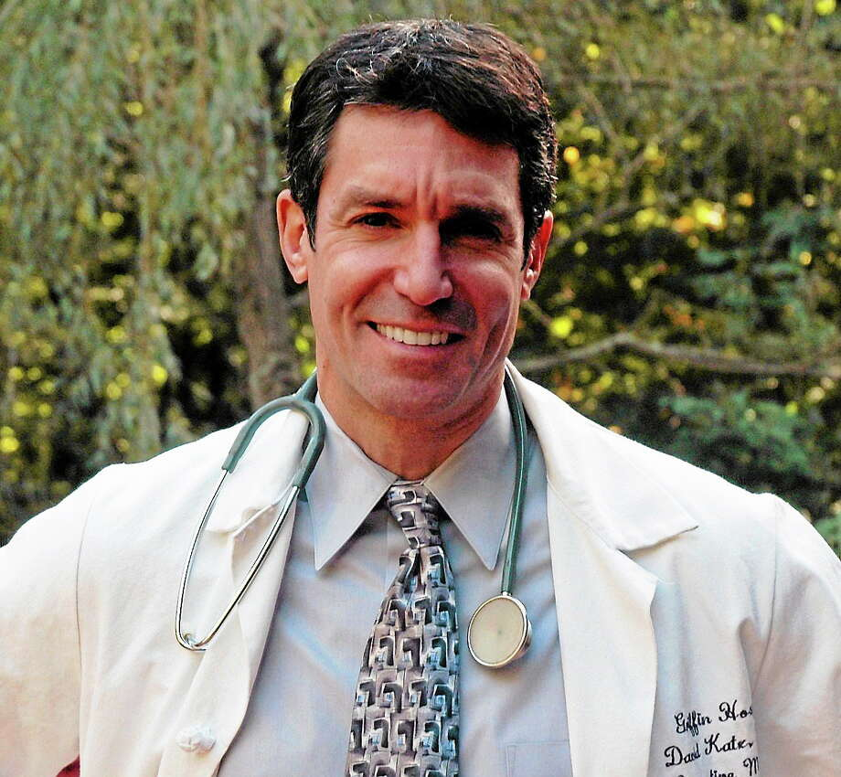Dr. David Katz. (contributed photo) Photo: Journal Register Co.