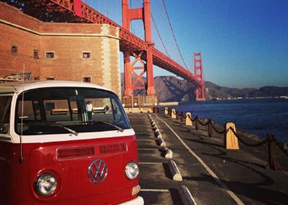 tour san francisco by volkswagen hippie van new haven register new haven register