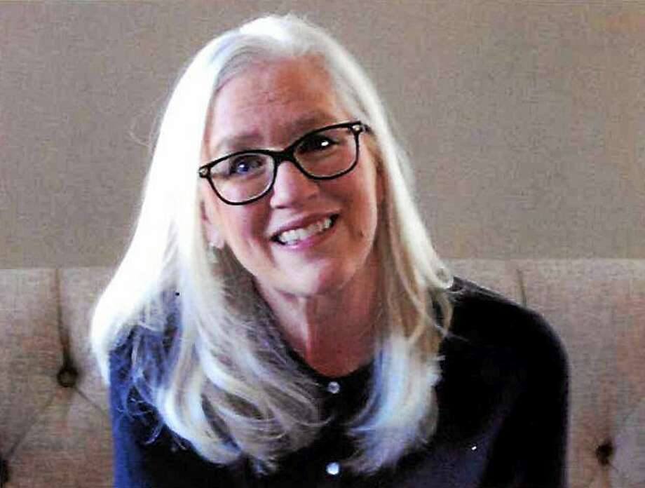 Author Anne Farrow  (Photo by Stephen Taylor) Photo: Journal Register Co.