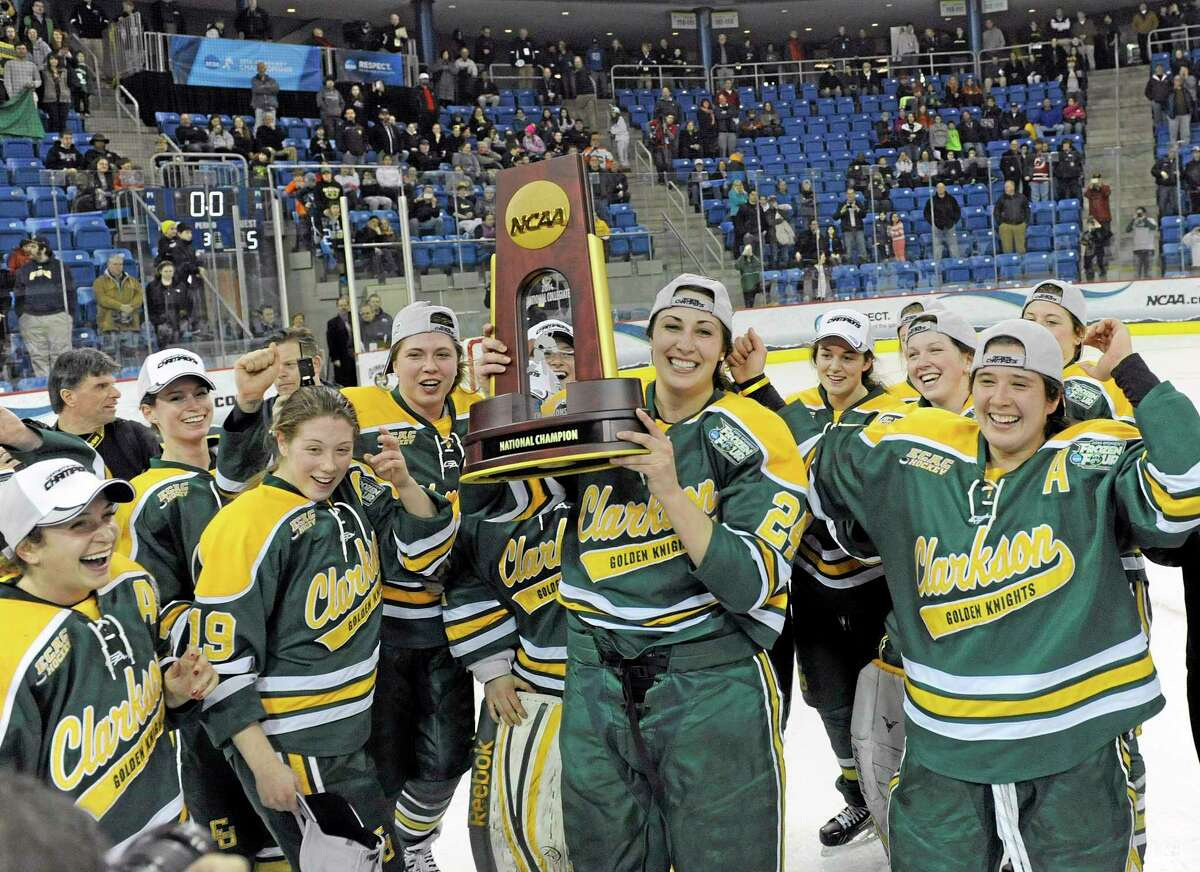 Who will come out on top of the NCAA Women's Frozen Four? That is for you to witness when the tournament stops at Quinnipiac University from Friday to Sunday. Find out more.