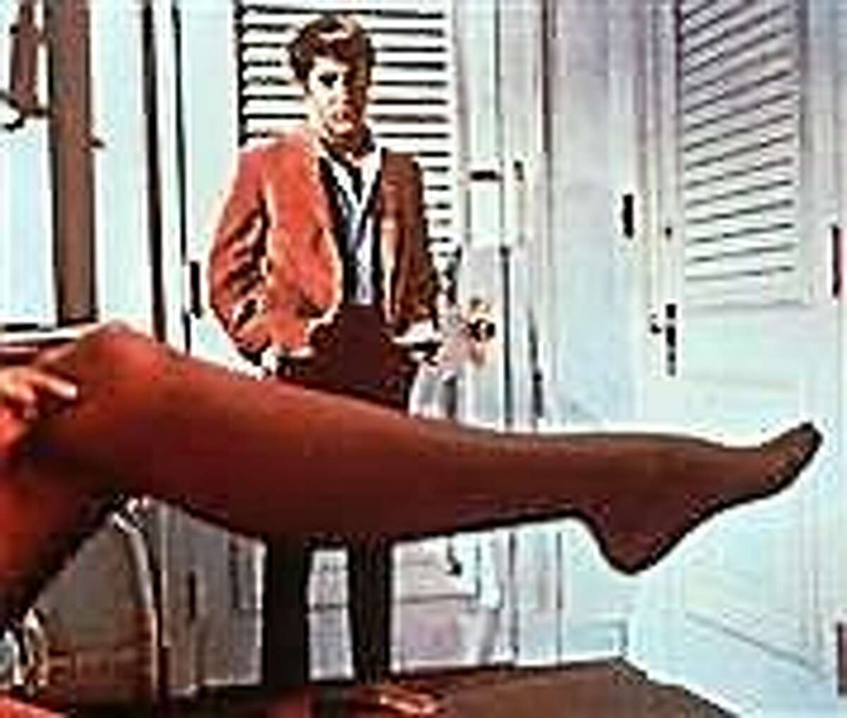 """Iconic scene from """"The Graduate"""""""