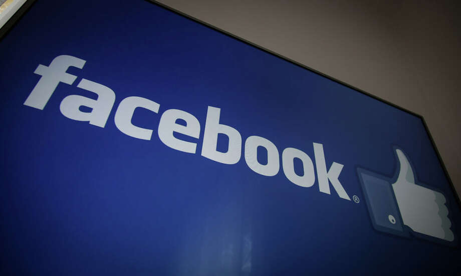 A Facebook logo is seen on a large screen in this photo illustration on 29 June, 2017, in Bydgoszcz,Poland . (Photo by Jaap Arriens/NurPhoto via Getty Images) Photo: NurPhoto/NurPhoto Via Getty Images