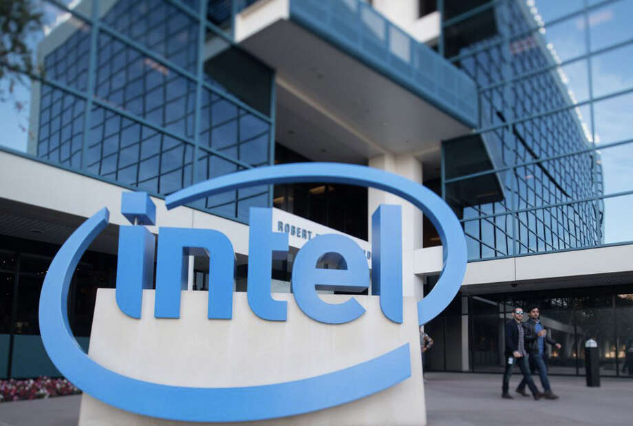 An Intel sign is seen at the Intel Museum in Santa Clara, California on November 4, 2016.  / AFP / JOSH EDELSON        (Photo credit should read JOSH EDELSON/AFP/Getty Images) Photo: JOSH EDELSON/AFP/Getty Images