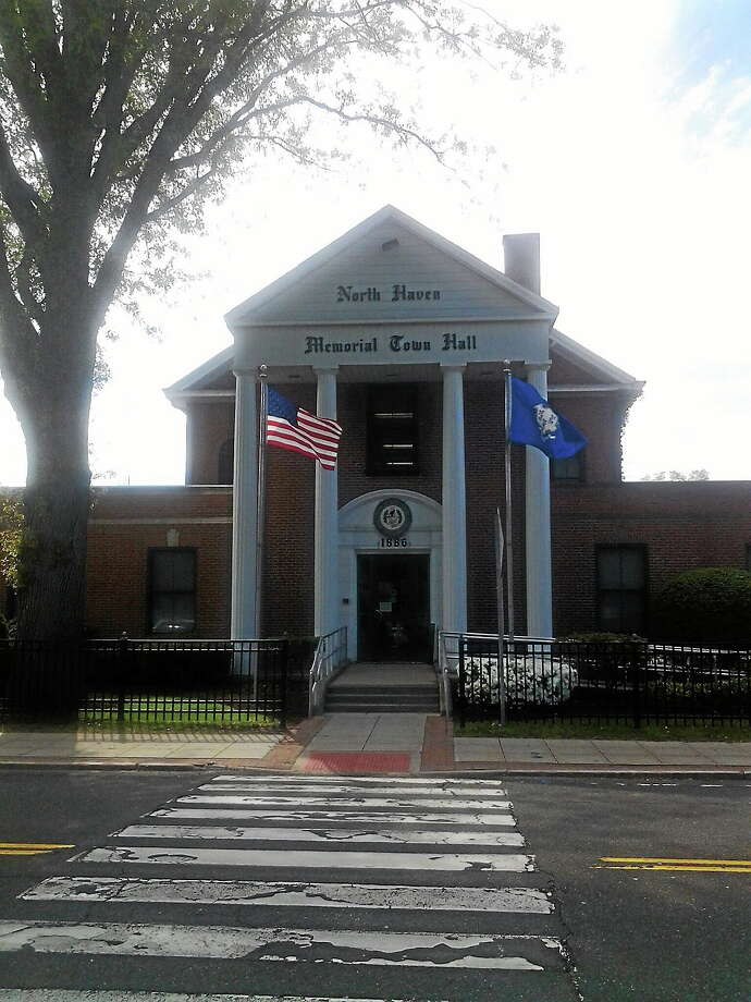 North Haven Town Hall Photo: File Photo
