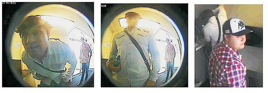 West Haven police seek help ID'ing 2 ATM skimmers - New