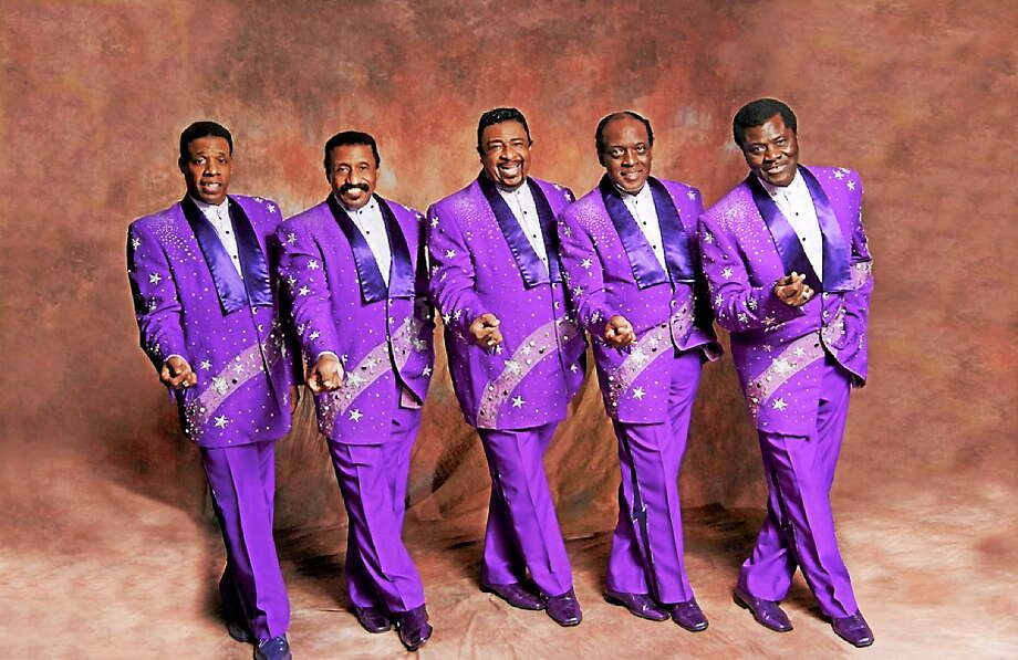 Temptations Review with Dennis Edwards on Green July 19 ...