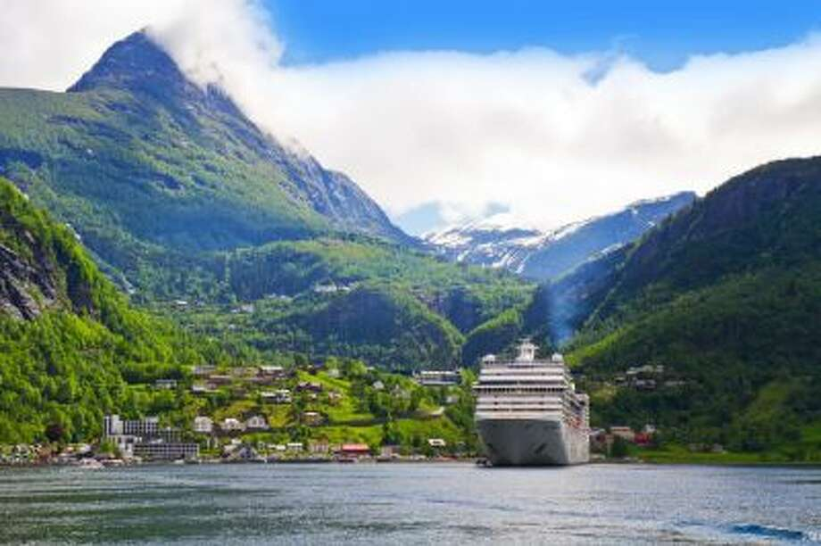 """Interest in family travel to Norway is predicted to grow following Disney's latest animated film """"Frozen."""""""