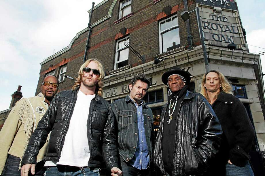 """""""Royal is the only band where every member of the band fronts his own band,"""" says Devon Allman. Photo: Contributed"""