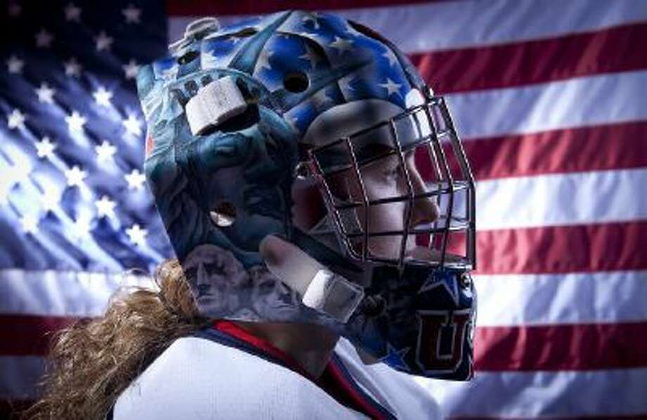 Jessie Vetter is expected to start for the U.S. in Sochi.