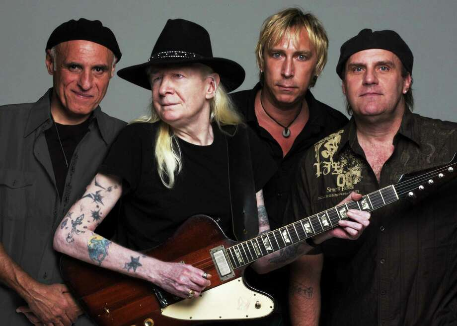 Photo: Contributed  No Stranger To These Parts, Johnny Winter Will Be In The Neighborhood.