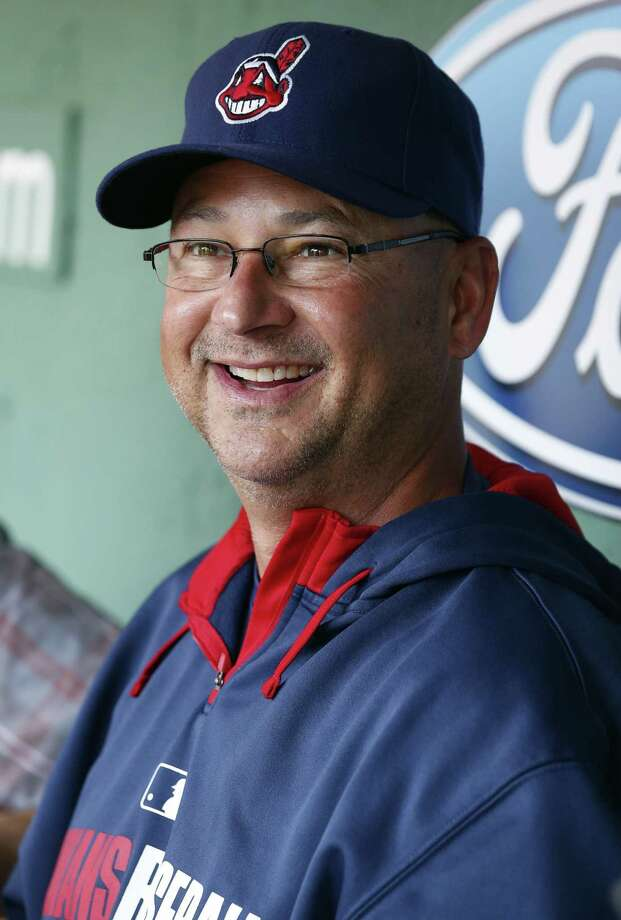 The Cleveland Indians agreed to a two-year contract extension with manager Terry Francona on Tuesday. Photo: Michael Dwyer — The Associated Press File Photo   / AP