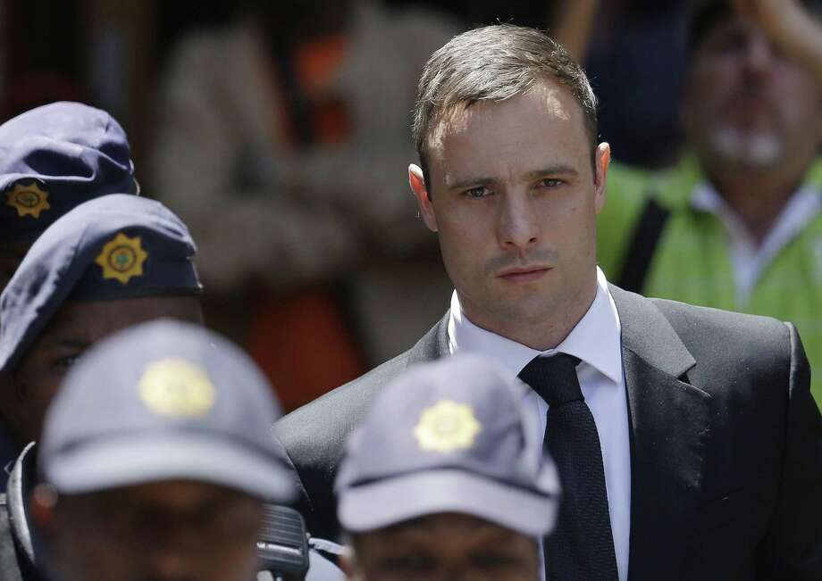 Prosecutors say they have filed appeal papers against the verdict and sentence in the Oscar Pistorius case. Photo: Themba Hadebe — The Associated Press File Photo   / AP
