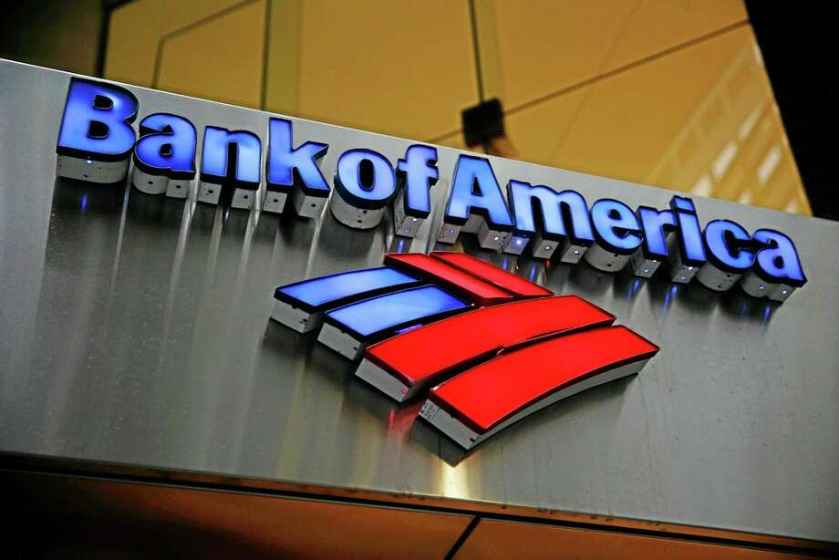 A Bank of America sign is displayed in Philadelphia. Bank of America Corp. Photo: Matt Rourke — The Associated Press   / AP