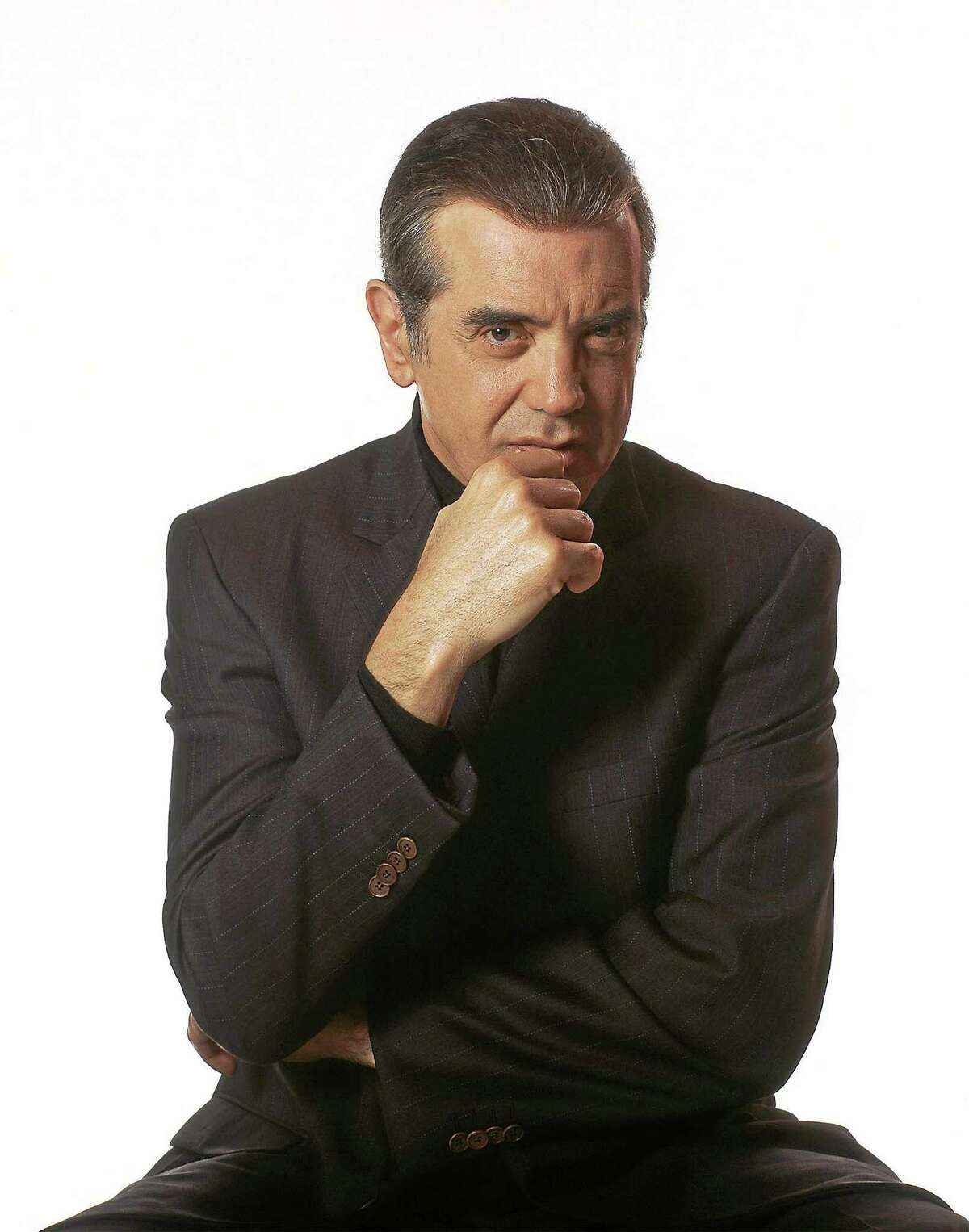 """Contributed Chazz Palminteri plays 18 characters in his 80-minute, one-man version of """"A Bronx Tale."""""""
