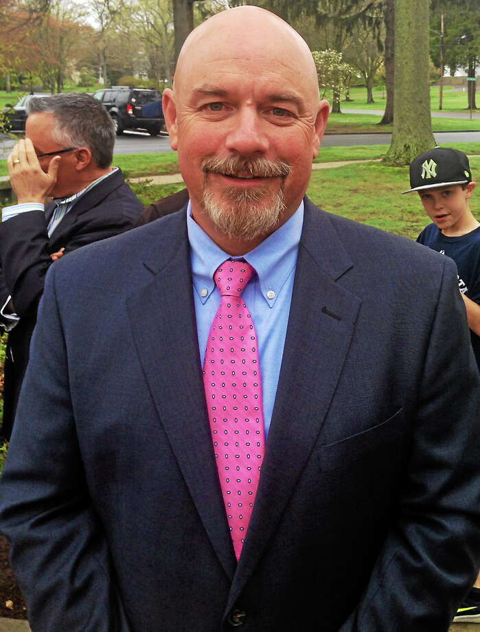 Bruce Wilson Jr. Photo: SEAN CARLIN — NEW HAVEN REGISTER