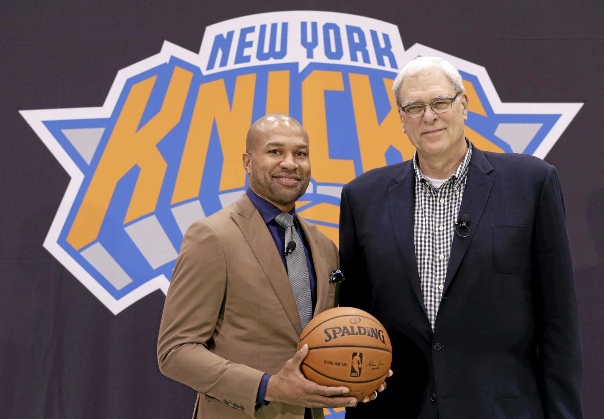 Knicks add 4 assistant coaches to Derek Fisher s staff New Haven